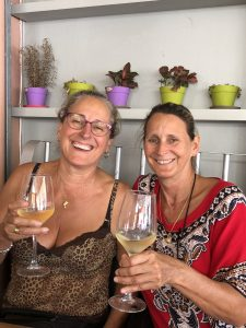 Menopausal Women on Holiday